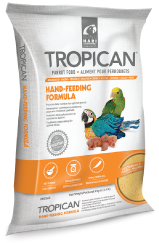 Tropican Hand-feeding bag